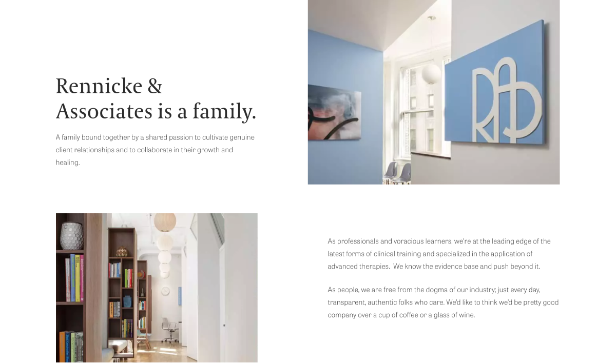 Fabrica Collective - Rennicke & Associates