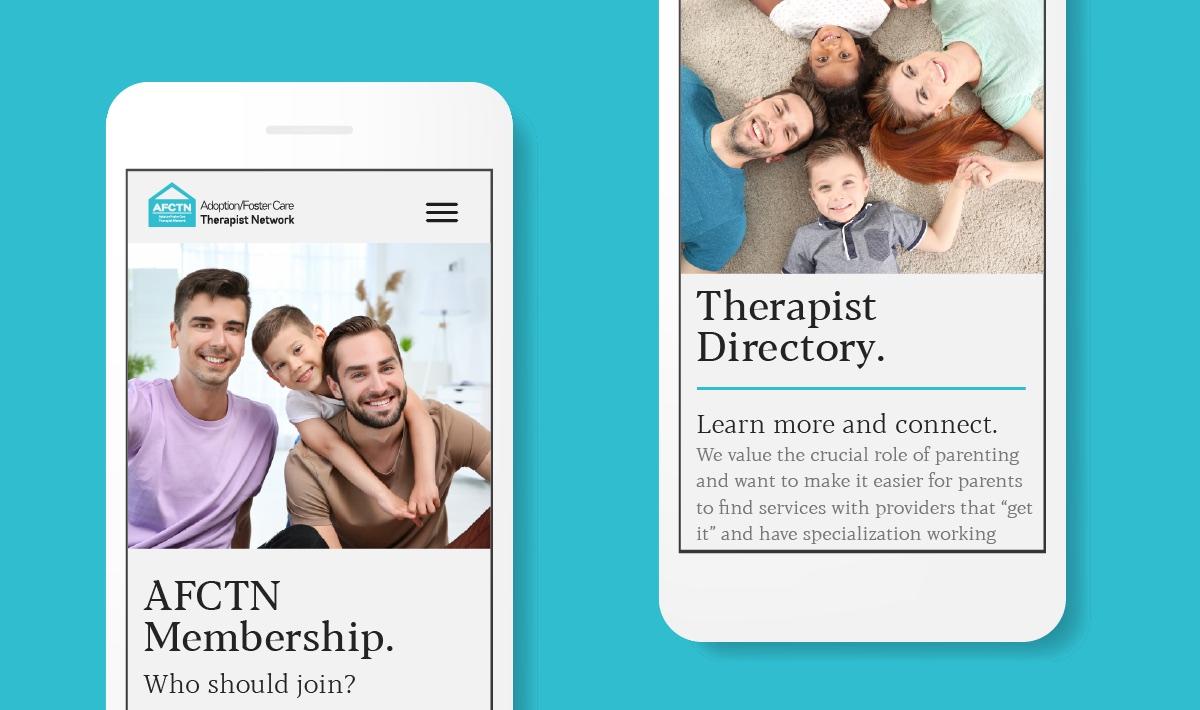 AFCTN-sample-screens-Adoption-Foster-Care-Therapist-Network